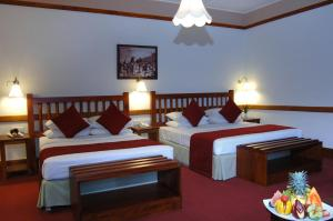 The Grand Hotel, Hotels  Nuwara Eliya - big - 10