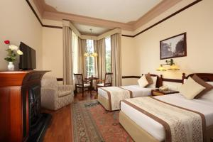 The Grand Hotel, Hotels  Nuwara Eliya - big - 3