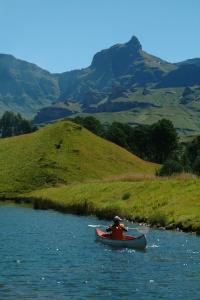 Fairways Gold Crown Resort, Resorts  Drakensberg Garden - big - 12