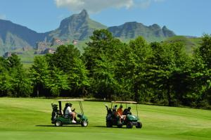Fairways Gold Crown Resort, Rezorty  Drakensberg Garden - big - 22