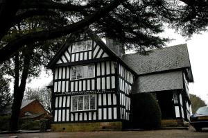 The Old Hall Country House in Madeley, Staffordshire, England