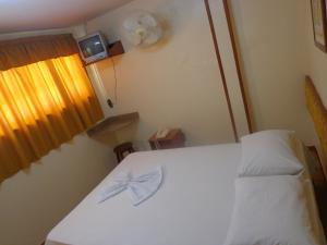 Bed in Male Deluxe Dormitory Room