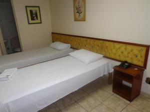 Bed in Female Deluxe Dormitory Room