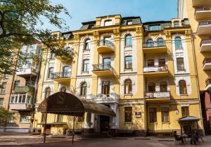 Гостевой дом Senator Apartments City Center, Киев