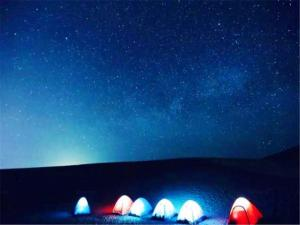 Photo of Desert Camping