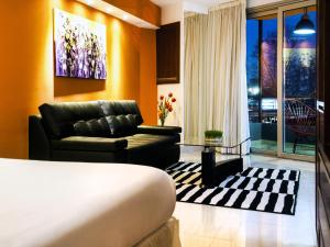 Superior Double Room with Balcony