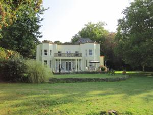 Ellerslie House Hotel in Fareham, Hampshire, England