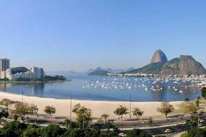 Photo of In Front Of Botafogo's Beach