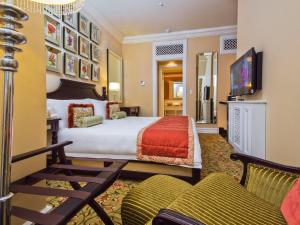 Luxury Junior Suite with Sea View