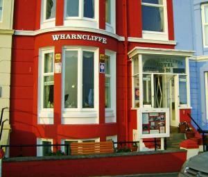 The Wharncliffe in Scarborough, North Yorkshire, England