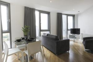 Apartment Belvedere Olympic One Eighty, London