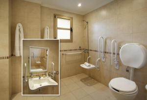 Executive Double or Twin Room with Disability Access