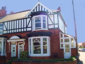 Brown's Rooms in Cleethorpes, Lincolnshire, England