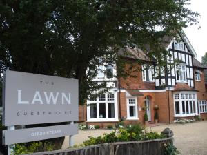 The Lawn Guest House in Maidenhead, Berkshire, England