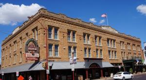 Photo of Stockyards Hotel