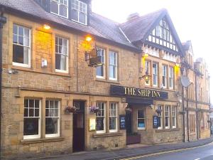 The Ship Inn in Wylam, Northumberland, England