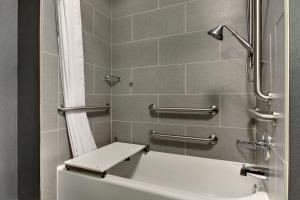 King Suite Deluxe Accessible Tub