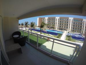 Two-Bedroom Apartment with Sea and Pool View