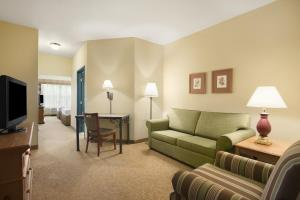 Queen Suite with Sofa Bed - Pet Friendly