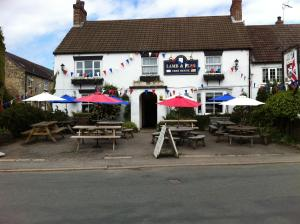 Lamb & Flag Inn in Bishop Monkton, North Yorkshire, England