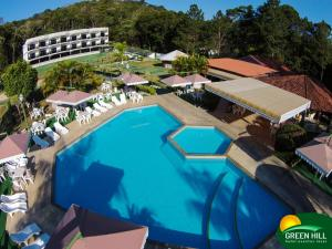 Hotel Green Hill, Hotely  Juiz de Fora - big - 36