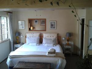 Double or Twin Room with Private Courtyard