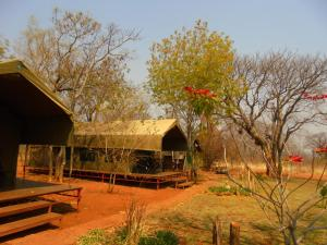Prana Tented Camp, Zelt-Lodges  Livingstone - big - 14