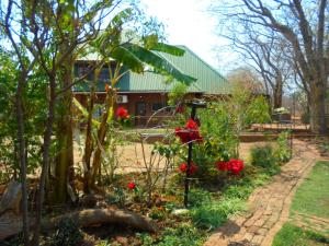 Prana Tented Camp, Zelt-Lodges  Livingstone - big - 19