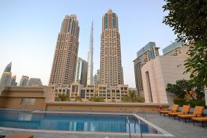 Apartamento Vacation Bay - Claren Tower - Dubai, Dubai