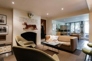 Four-Bedroom Apartment - Perry Street Townhouse III