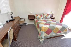 Double Room with Two Double Beds - Fleuve