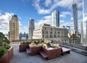 Downtown - 71 Broadway -A Premier Furnished Apartment