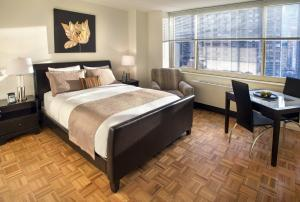 Times Square At Avalon Midtown West -A Premier Furnished Apartment