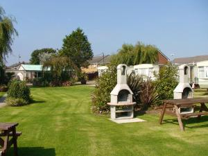 Fort Holiday Park in Sandown, Isle of Wight, England
