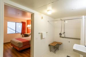 Standard Double Room - Disability Access with Rolll-in Shower