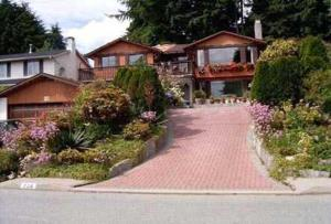 Mountain Bed & Breakfast, Bed and Breakfasts  North Vancouver - big - 17