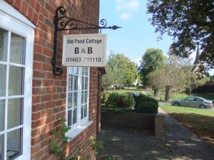 Old Pond Cottage in Wisborough Green, West Sussex, England