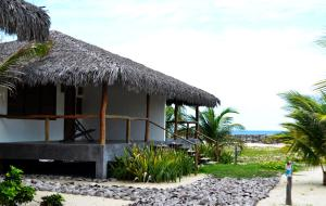 Bungalow with Side Sea View