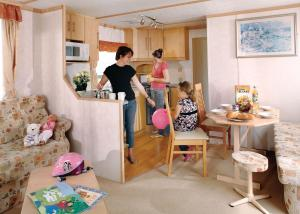 Tollerton Holiday Park in Huby, North Yorkshire, England
