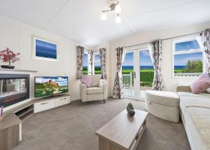 Chesil Vista Holiday Park in Wyke Regis, Dorset, England