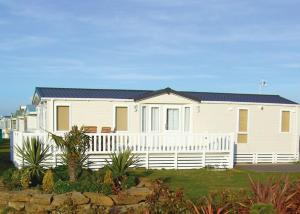 Pevensey Bay Holiday Park in Pevensey, East Sussex, England