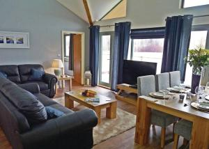 Willow Lakes Lodges in Waltham, Lincolnshire, England