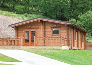 Kingsford Farm Lodges in Whitestone, Devon, England