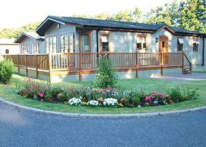 Jaybelle Grange Lodges in Lyminster, West Sussex, England