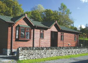 Pound Farm Lodges in Crook, Cumbria, England