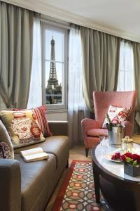 Tour Eiffel-suite