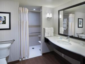 King Room with Roll-In Shower - Mobility Access