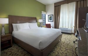 King Room with Partial River View and Roll-In Shower - Disability Access