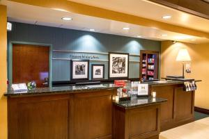 Hampton Inn & Suites Sacramento-Elk Grove Laguna I-5, Hotels  Elk Grove - big - 36