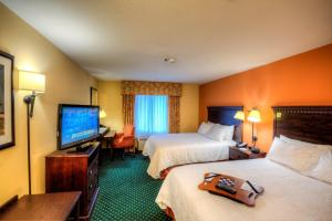 Hampton Inn & Suites Sacramento-Elk Grove Laguna I-5, Hotels  Elk Grove - big - 3